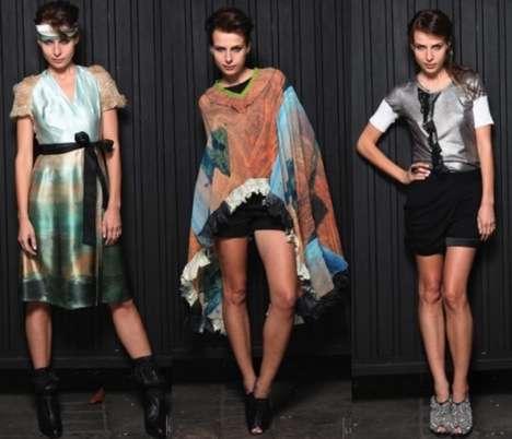 Vegan Silk Couture