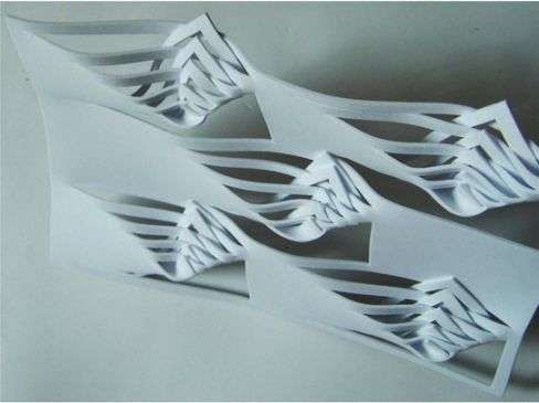 Papercut Partitions
