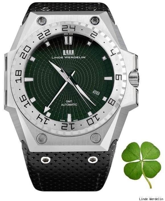Lucky Clover Watches