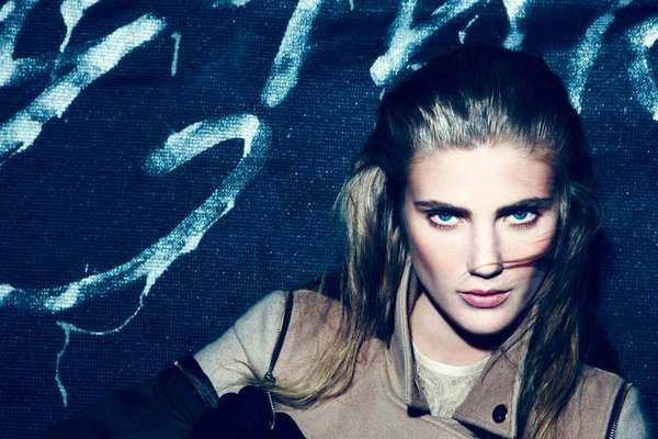 Lindsay Lullman for Amica December 2011