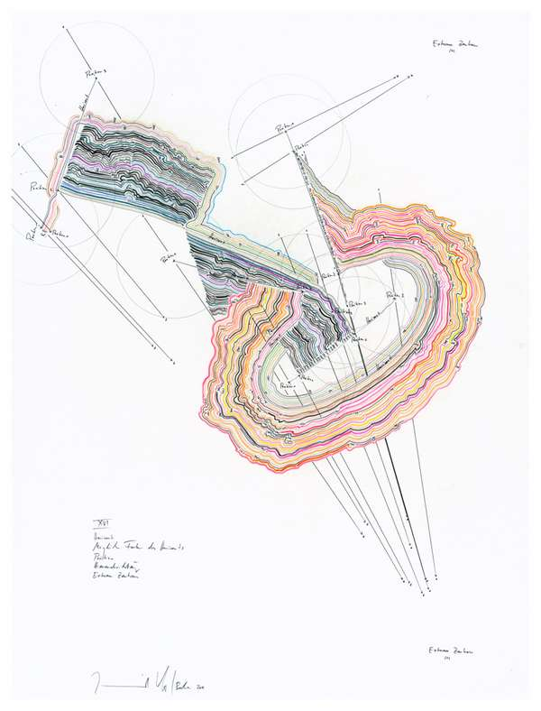 Delicate Topography Diagrams
