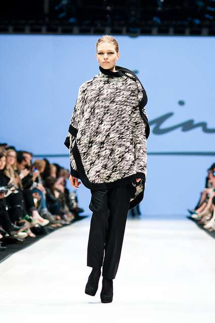 Patterned Knit Couture