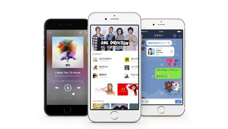 Messenger Music Services