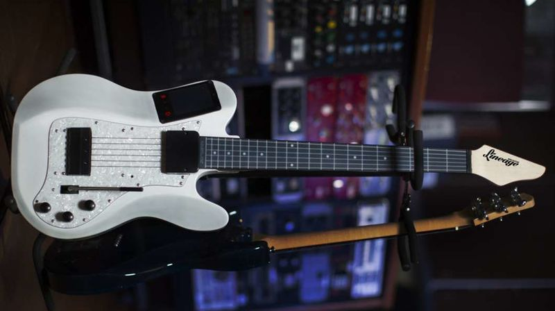 Digitally Equipped Guitars