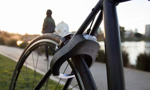 Auto-Unlocking Bike Locks
