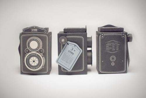 Pinhole Packaging Cameras