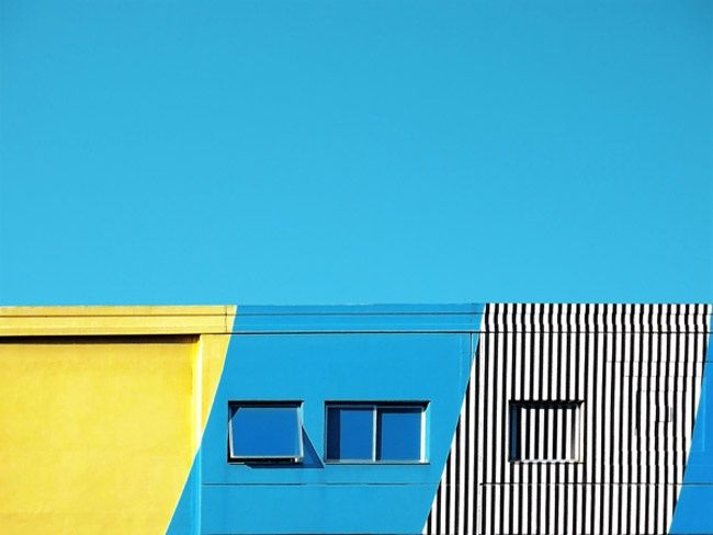 Abstract Architectural Closeups