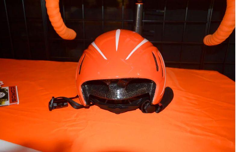 Crash-Detecting Helmets