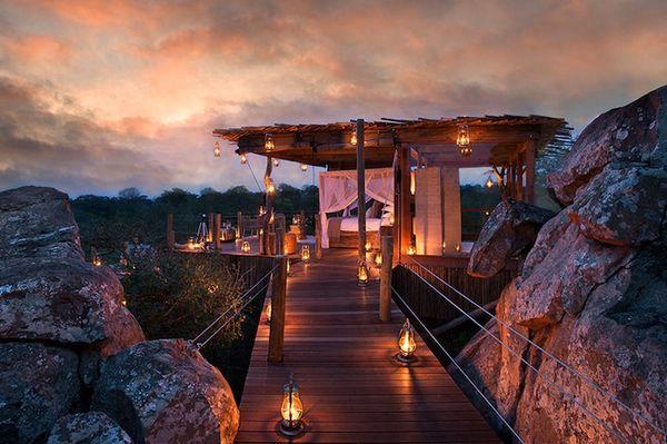 Luxurious Treehouse Resorts