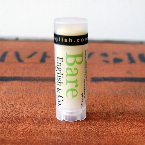 Tea-Infused Lip Balms