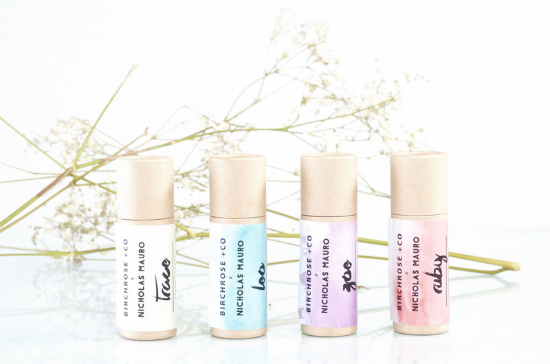 Plant-Based Lip Care Cosmetics