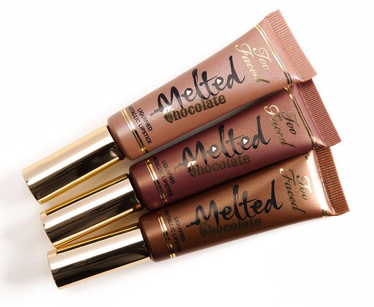 Melted Dessert Lipsticks
