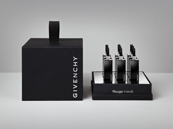 Couture Lipstick Branding