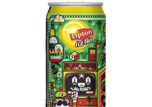 Lipton Packaging by Cesar Evangelista
