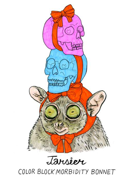 Critical Quirky illustrations