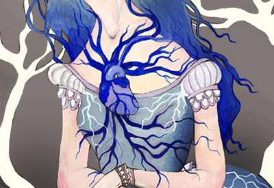Blood Vessel-Obsessed Visuals