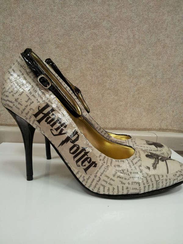 Whimsical Wizard Footwear