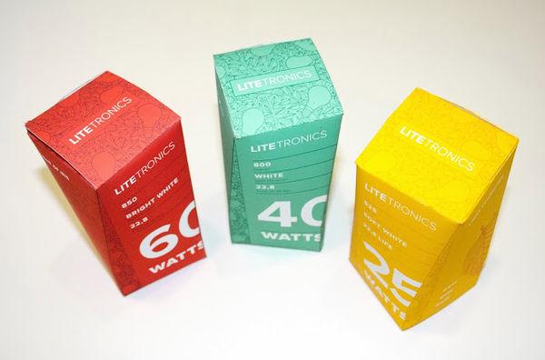 Contorted Carton Designs