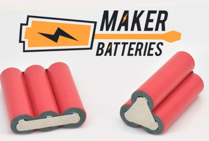 Hobbyist DIY Battery Packs