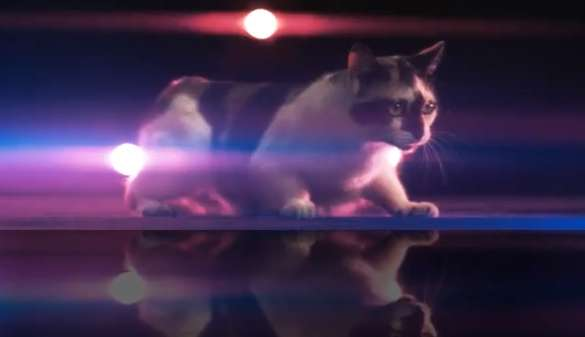 Regal Kitty Club Commercials