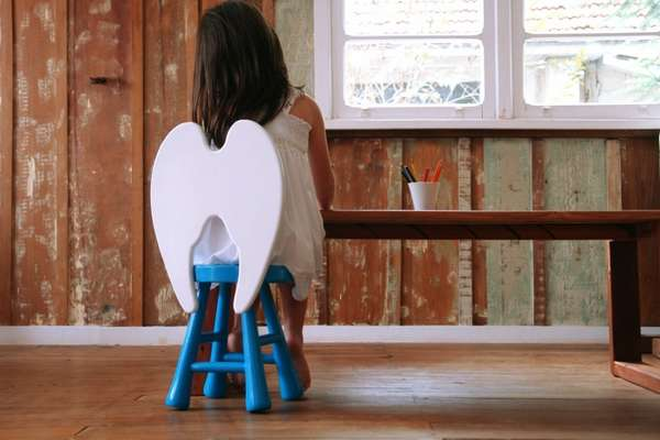 Little Angel Stool