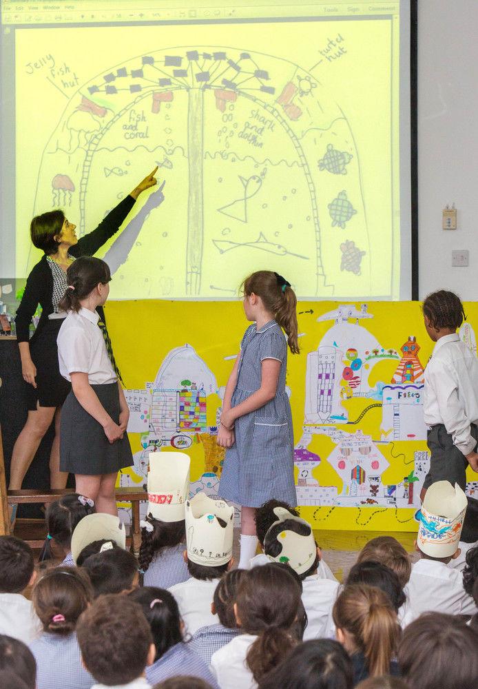 Children's Architecture Programs