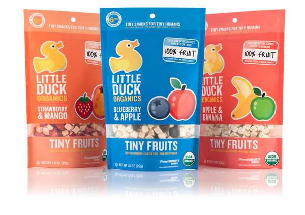 Vibrant Kid-Centric Packaging