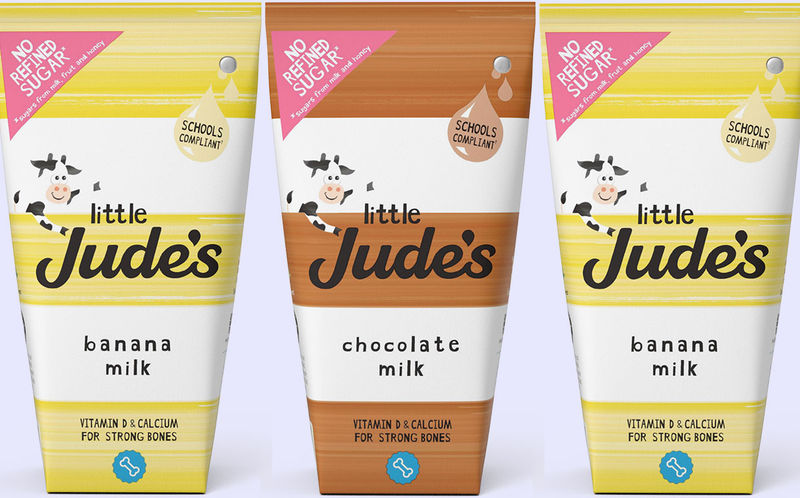 Healthy Kid-Friendly Milks