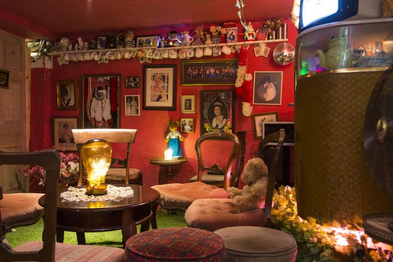 Quirky Traveling Bars