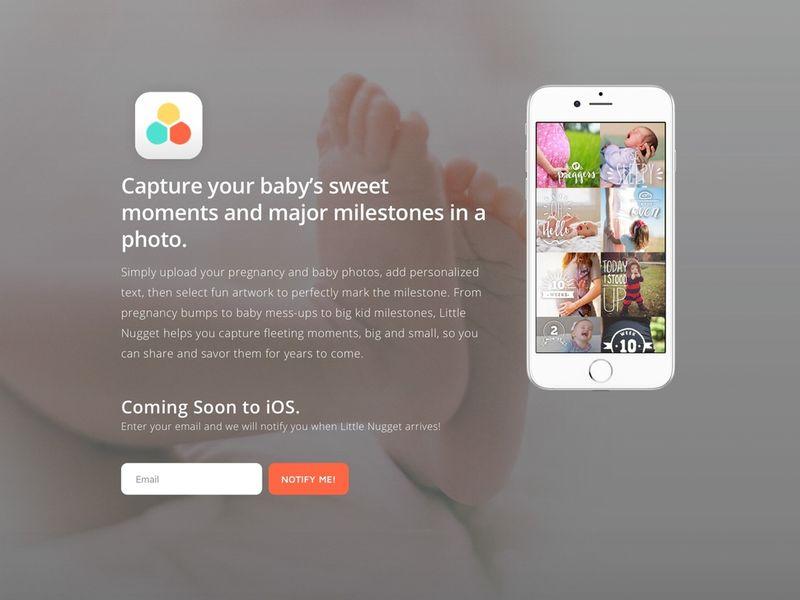 Infant Photo Apps