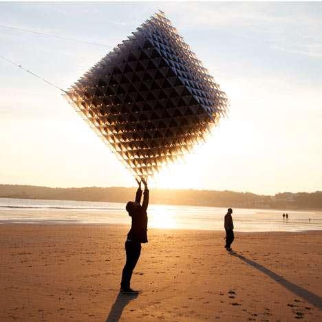 Deceptive Designer Kites