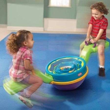 little tikes teeter ball