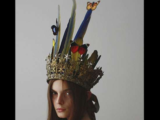 Whimsical Hippie Headdresses