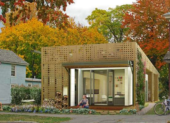 Eco-Friendly Flexible Residences