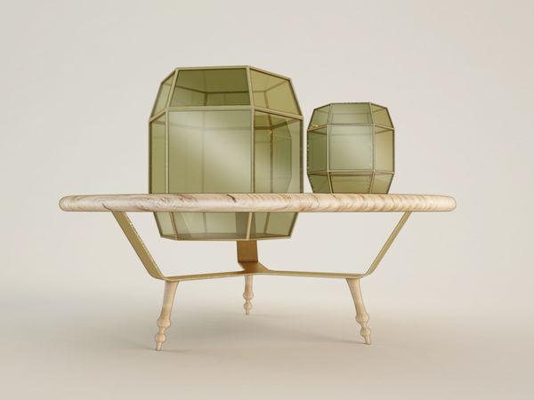 Jewel Case Tables