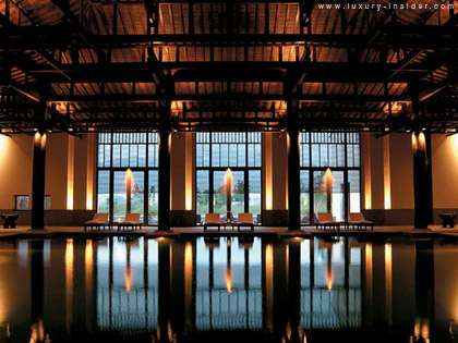 Luxury Retreats  in China