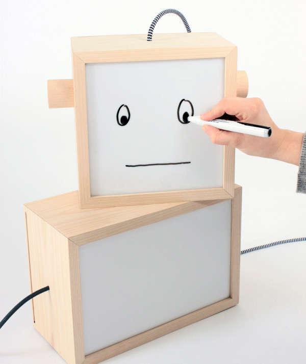 Illuminating Inspiration Boards