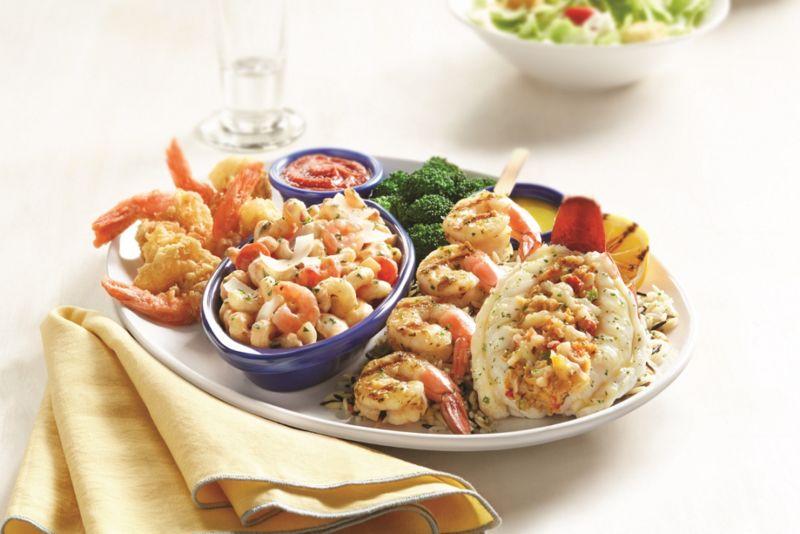 Seasonal Seafood Menus
