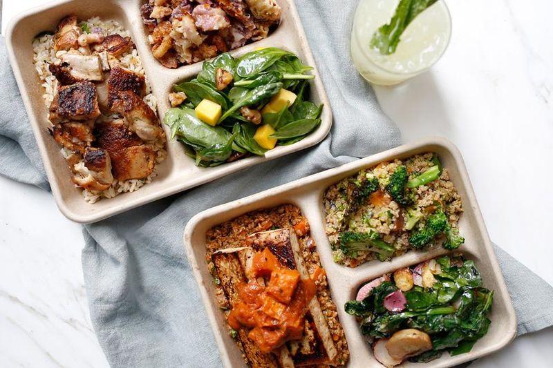 Seasonal Fast Food Eateries
