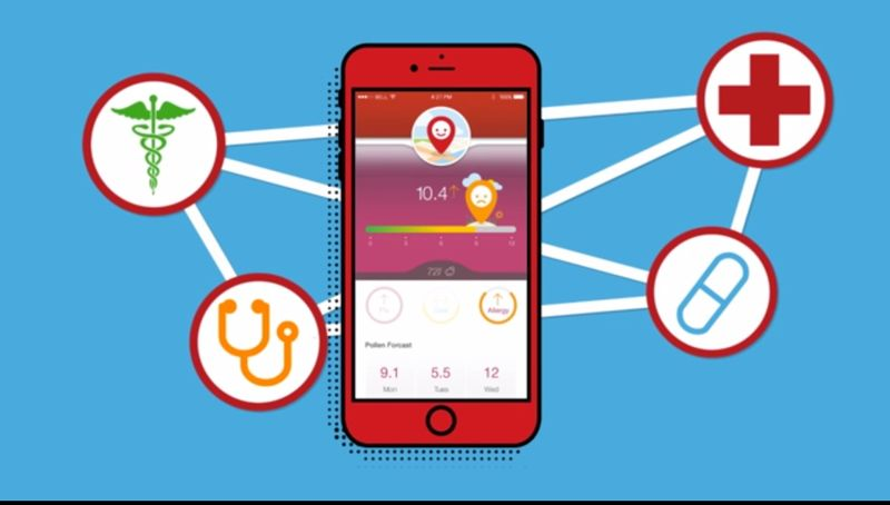 Crowdsourced Illness-Tracking Apps