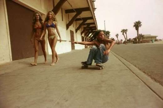 Retro Cali Skate Photography