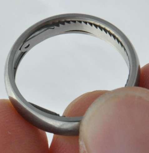 Concealed Cuff Cutter Jewelry