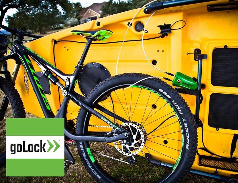 Bicycle Lock Alarms