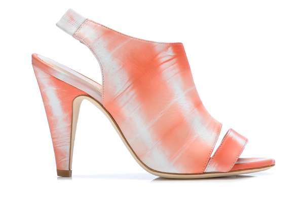 Shell-Pink Shoes
