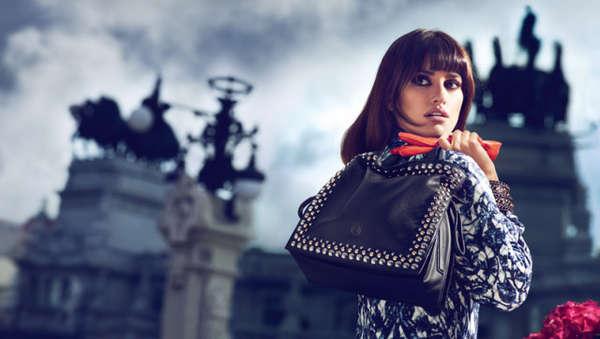Moodily Elegant Handbag Ads