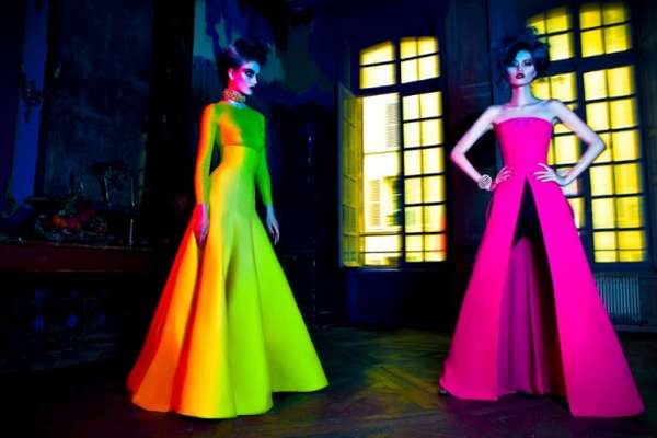 L'officiel China 'Multi-Colors' Editorial