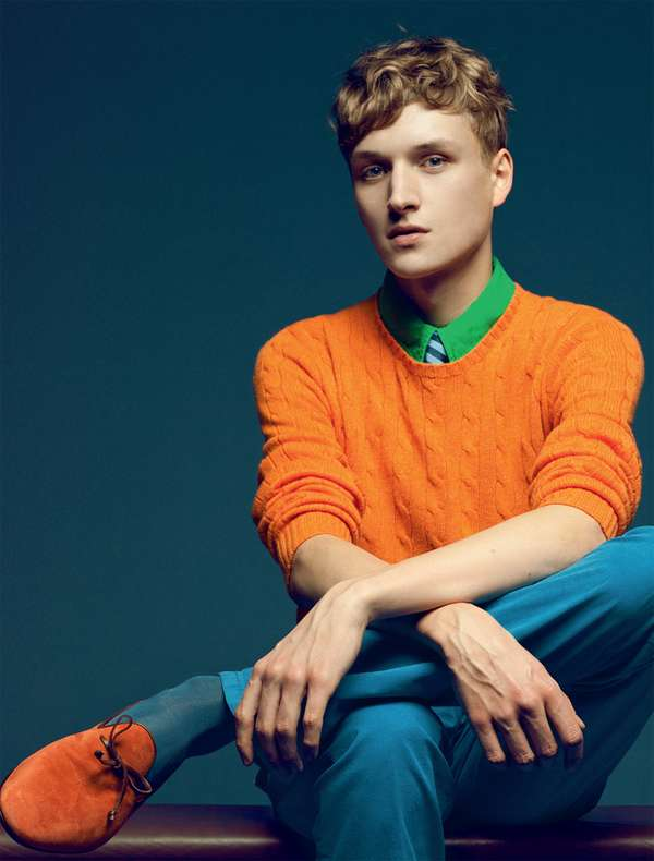 lofficiel hommes germany spring 2012