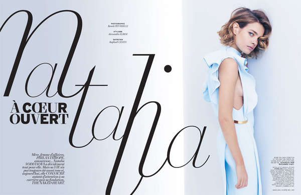 L'officiel Paris 'Natalia a Coeur Ouvert'
