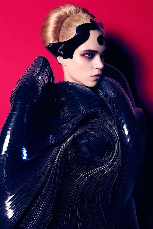 Extreme Embellished Editorials