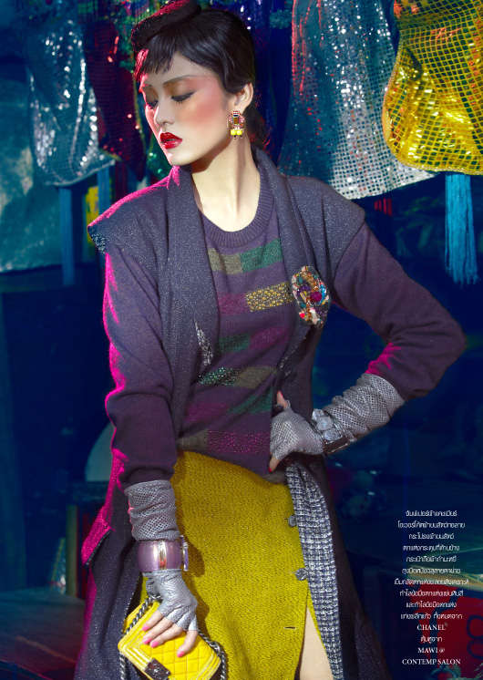 L'Officiel Thailand November 2012